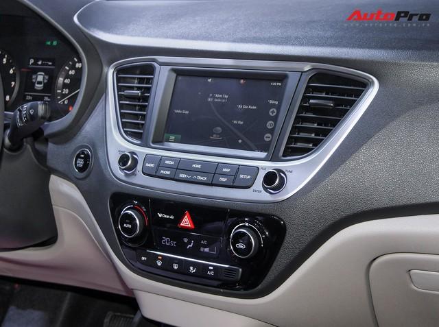 Hyundai Accent 2018 - Đe dọa Toyota Vios hay làm khó Honda City? - Ảnh 6.