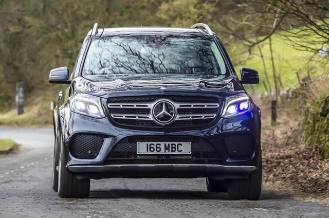 Mercedes-Benz xác nhận ra mắt Maybach SUV  - Ảnh 1.