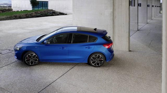 """Focus và """"cột sống"""" của Ford trong tương lai"""