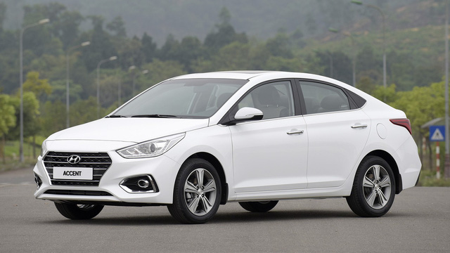 Hyundai Accent 2018 - Đe dọa Toyota Vios hay làm khó Honda City?