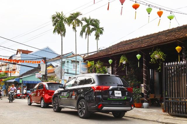 Xe điện bắt đầu lăn bánh thử nghiệm tại Việt Nam - Ảnh 6.