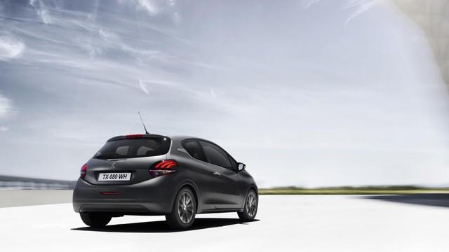 Xe 3 cửa Peugeot 208 sắp thành dĩ vãng