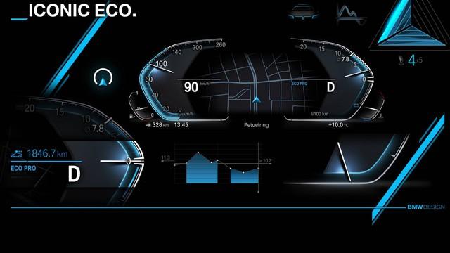 BMW nhá hàng thiết kế cụm đồng hồ hiện đại trên các mẫu xe chủ lực mới - Ảnh 4.