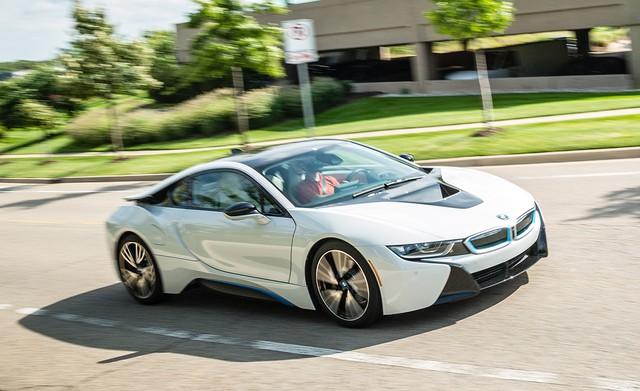 BMW i3, i8 đứng trước tương lai bất định - Ảnh 2.