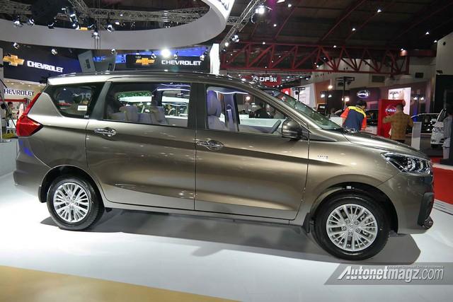 Suzuki Ertiga 2018 ra mắt, tút lại thiết kế để cạnh tranh Toyota Innova và Mitsubishi Xpander - Ảnh 8.