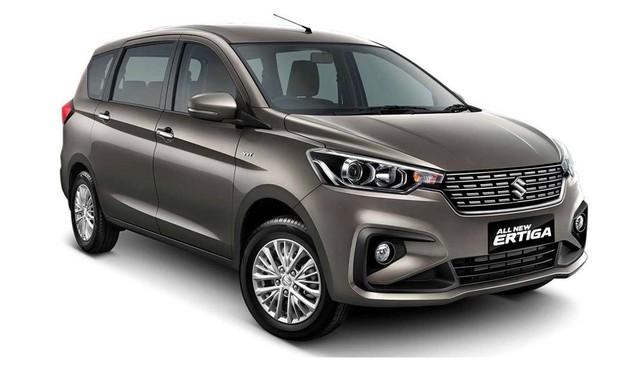 Suzuki Ertiga 2018 ra mắt, tút lại thiết kế để cạnh tranh Toyota Innova và Mitsubishi Xpander - Ảnh 3.