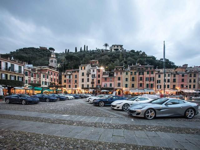 Nhiều tiền đến đâu, bạn cũng không thể tham gia tour du lịch xuyên châu Âu cùng đoàn Ferrari này - Ảnh 1.