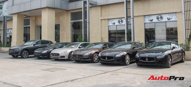Dàn xe Maserati chính hãng khoe dáng tại Hà Nội - Ảnh 17.
