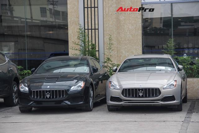 Dàn xe Maserati chính hãng khoe dáng tại Hà Nội - Ảnh 16.