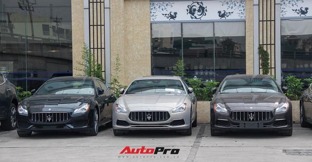 Dàn xe Maserati chính hãng khoe dáng tại Hà Nội - Ảnh 7.