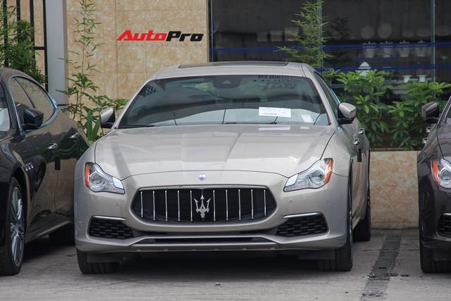 Dàn xe Maserati chính hãng khoe dáng tại Hà Nội - Ảnh 8.