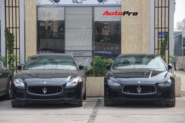 Dàn xe Maserati chính hãng khoe dáng tại Hà Nội - Ảnh 15.