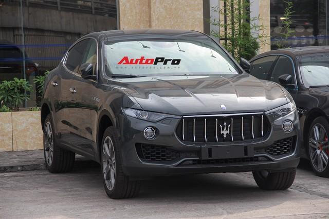 Dàn xe Maserati chính hãng khoe dáng tại Hà Nội - Ảnh 4.