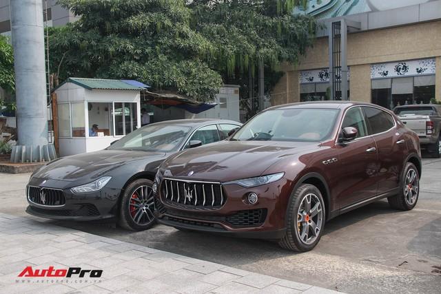 Dàn xe Maserati chính hãng khoe dáng tại Hà Nội - Ảnh 5.