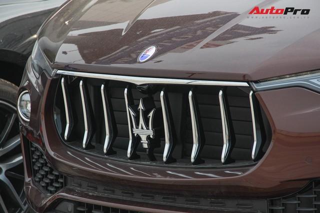 Dàn xe Maserati chính hãng khoe dáng tại Hà Nội - Ảnh 14.