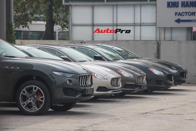 Dàn xe Maserati chính hãng khoe dáng tại Hà Nội - Ảnh 11.