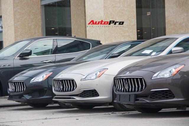 Dàn xe Maserati chính hãng khoe dáng tại Hà Nội - Ảnh 9.