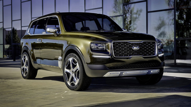 Kia Telluride: Kỳ vọng SUV 7 chỗ mới của Kia - Ảnh 4.