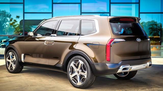 Kia Telluride: Kỳ vọng SUV 7 chỗ mới của Kia - Ảnh 3.