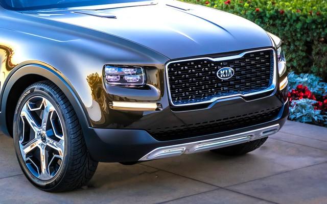 Kia Telluride: Kỳ vọng SUV 7 chỗ mới của Kia - Ảnh 5.