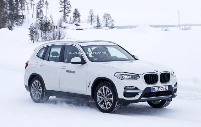 Đây chính là lưới tản nhiệt mới của BMW: Không phải quả thận mà là... cặp kính  - Ảnh 2.