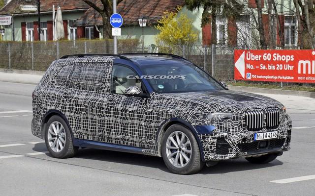 Những điểm đã biết về X7 - SUV chủ lực mới nhất ra mắt trong năm 2018 của BMW - Ảnh 4.