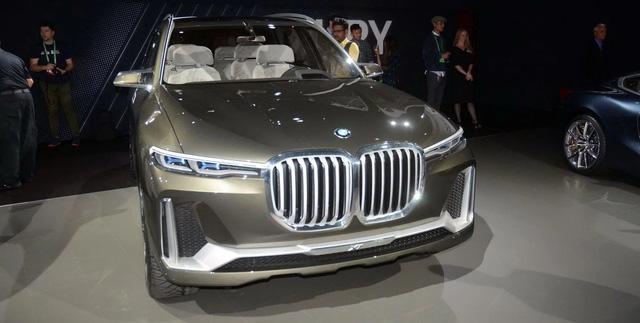 Những điểm đã biết về X7 - SUV chủ lực mới nhất ra mắt trong năm 2018 của BMW - Ảnh 1.