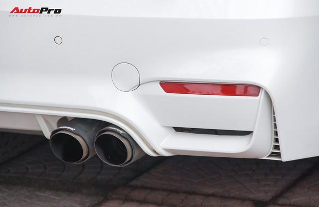 BMW 320i 2016 độ gần 300 triệu được rao bán lại giá 1,439 tỷ đồng - Ảnh 18.