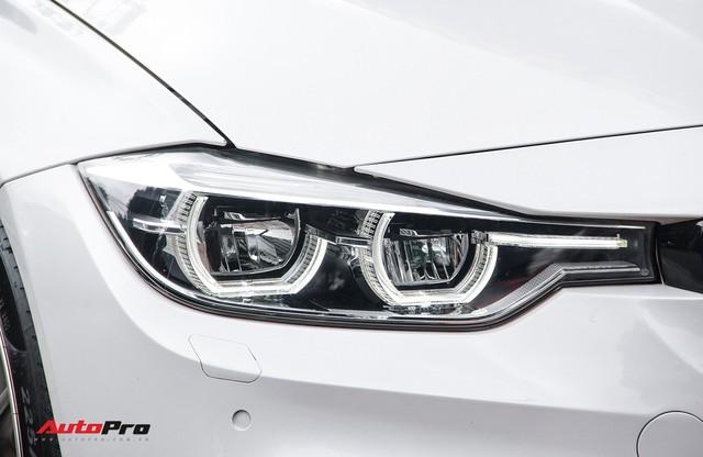 BMW 320i 2016 độ gần 300 triệu được rao bán lại giá 1,439 tỷ đồng - Ảnh 8.