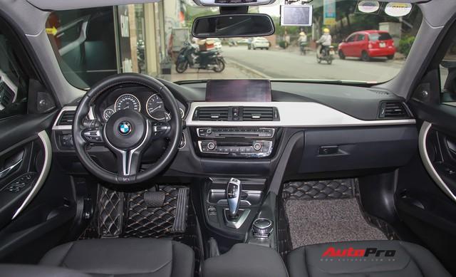 BMW 320i 2016 độ gần 300 triệu được rao bán lại giá 1,439 tỷ đồng - Ảnh 4.