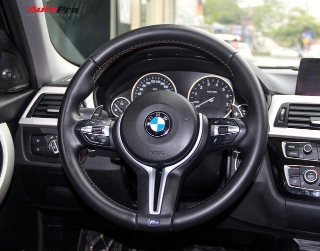 BMW 320i 2016 độ gần 300 triệu được rao bán lại giá 1,439 tỷ đồng - Ảnh 5.