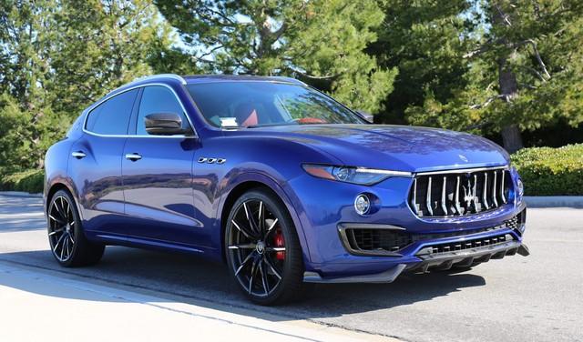 Maserati Việt Nam đưa xe sang đi tỉnh - Tham vọng mở rộng thị phần - Ảnh 1.