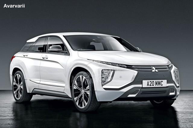 Mitsubishi hồi sinh Lancer thành crossover lai hatchback - Ảnh 2.