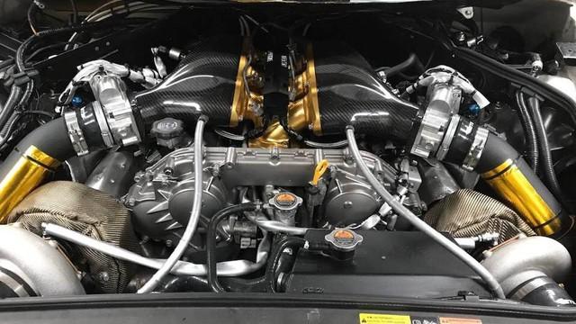 Nissan Qashqai độ 2.000 mã lực, lật đổ ngôi vương SUV nhanh nhất thế giới của Toyota Land Cruiser - Ảnh 2.