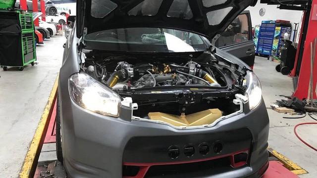 Nissan Qashqai độ 2.000 mã lực, lật đổ ngôi vương SUV nhanh nhất thế giới của Toyota Land Cruiser - Ảnh 4.