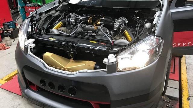Nissan Qashqai độ 2.000 mã lực, lật đổ ngôi vương SUV nhanh nhất thế giới của Toyota Land Cruiser - Ảnh 1.