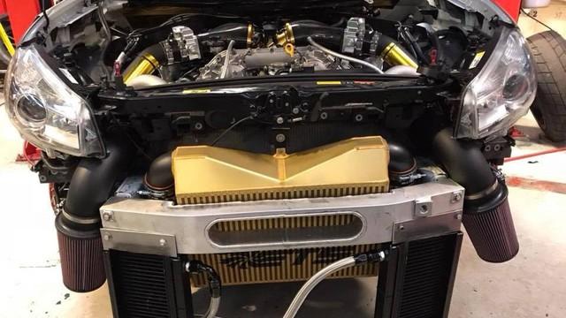 Nissan Qashqai độ 2.000 mã lực, lật đổ ngôi vương SUV nhanh nhất thế giới của Toyota Land Cruiser - Ảnh 5.