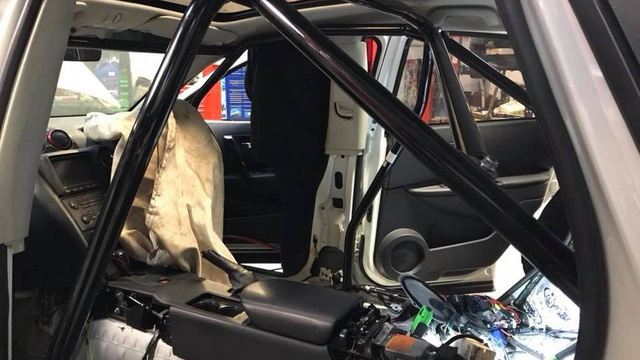 Nissan Qashqai độ 2.000 mã lực, lật đổ ngôi vương SUV nhanh nhất thế giới của Toyota Land Cruiser - Ảnh 6.