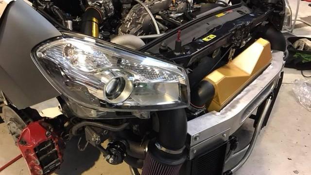 Nissan Qashqai độ 2.000 mã lực, lật đổ ngôi vương SUV nhanh nhất thế giới của Toyota Land Cruiser - Ảnh 8.