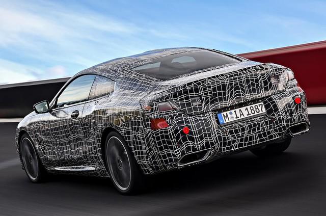 BMW 8-Series lộ diện trước ngày ra mắt chính thức - Ảnh 7.