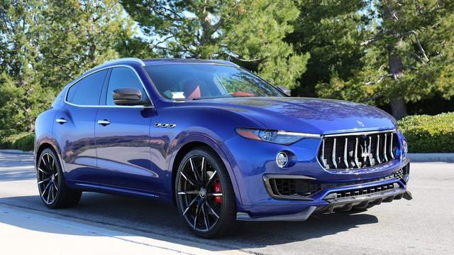 Maserati Việt Nam đưa xe sang đi tỉnh - Tham vọng mở rộng thị phần
