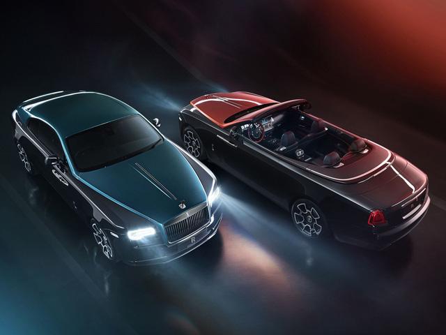 Rolls-Royce ra mắt bộ sưu tập Adamas Black Badge mới - Ảnh 3.