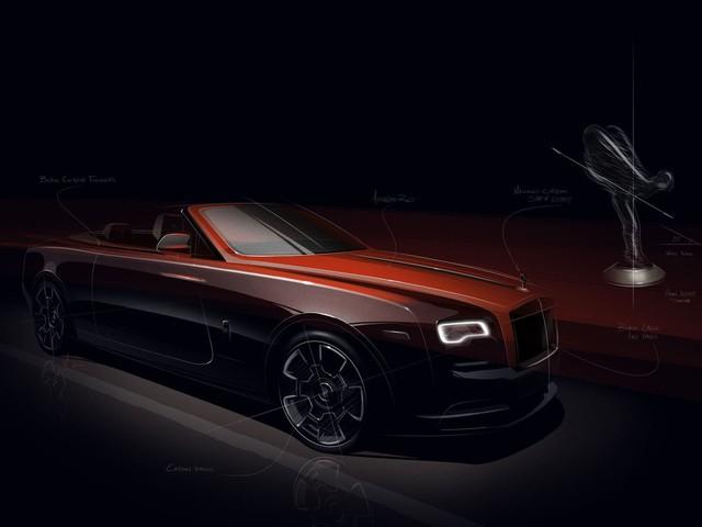 Rolls-Royce ra mắt bộ sưu tập Adamas Black Badge mới - Ảnh 1.
