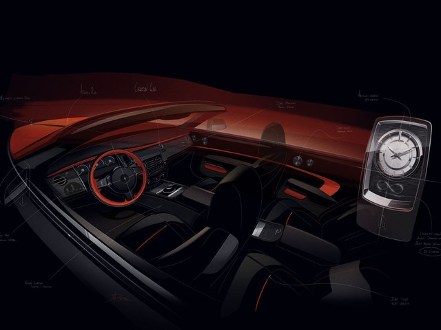 Rolls-Royce ra mắt bộ sưu tập Adamas Black Badge mới - Ảnh 2.