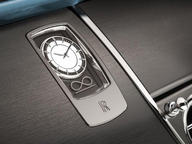 Rolls-Royce ra mắt bộ sưu tập Adamas Black Badge mới - Ảnh 4.
