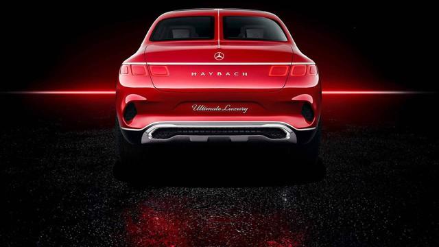 Mercedes-Maybach chính thức ra mắt concept SUV kỳ lạ nhất từ trước tới nay - Ảnh 15.