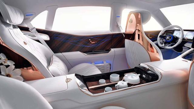 Mercedes-Maybach chính thức ra mắt concept SUV kỳ lạ nhất từ trước tới nay - Ảnh 6.