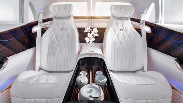 Mercedes-Maybach chính thức ra mắt concept SUV kỳ lạ nhất từ trước tới nay - Ảnh 18.