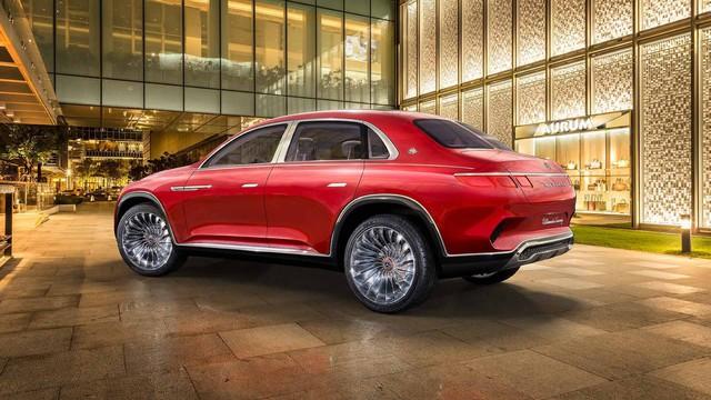 Mercedes-Maybach chính thức ra mắt concept SUV kỳ lạ nhất từ trước tới nay - Ảnh 9.