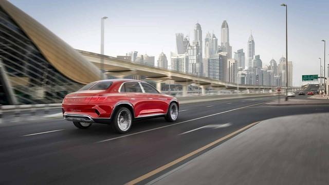 Mercedes-Maybach chính thức ra mắt concept SUV kỳ lạ nhất từ trước tới nay - Ảnh 8.